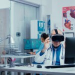 Could VR play a critical role in making the healthcare sector more efficient?